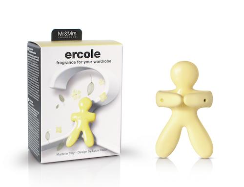 Mr&Mrs Fragrance Ercole Comfort Woody - světle žlutá