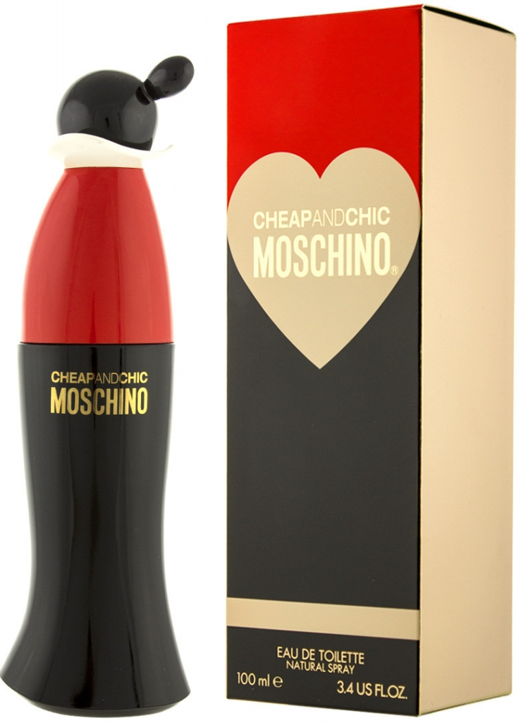Moschino Cheap And Chic Toaletní voda 100ml W