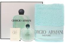 Giorgio Armani Acqua di Gioia W EDP 100 ml + ručník + vzorek