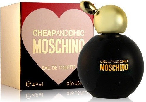 Moschino Cheap And Chic W EDT 4,9ml