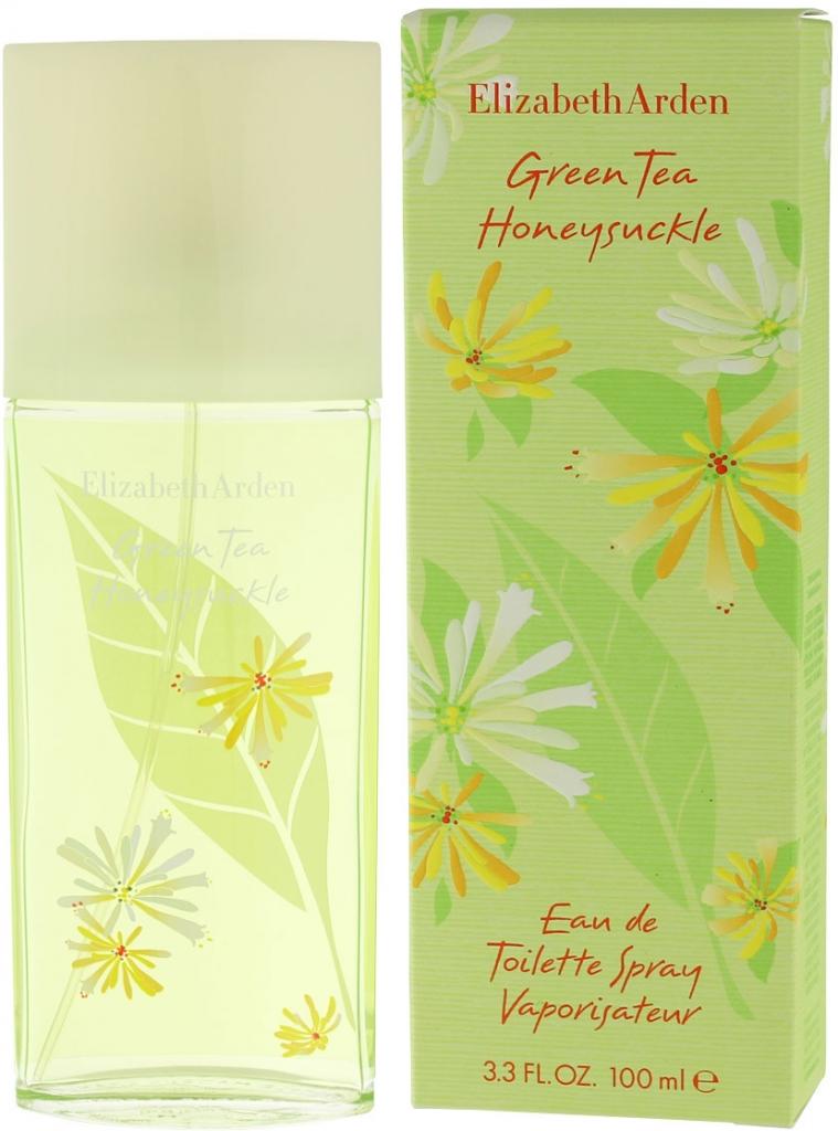 Elizabeth Arden Green Tea Honeysuckle W EDT 100ml