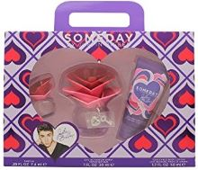 Justin Bieber Someday W EDP 30ml + BL 50ml + EDP 7,4ml