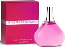 Antonio Banderas Spirit W EDT 100ml