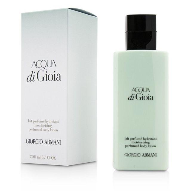 Giorgio Armani Acqua di Gioia W BL 200ml
