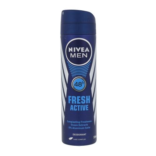 Nivea Men Fresh Active Anti-perspirant Deodorant M deosprej 150ml