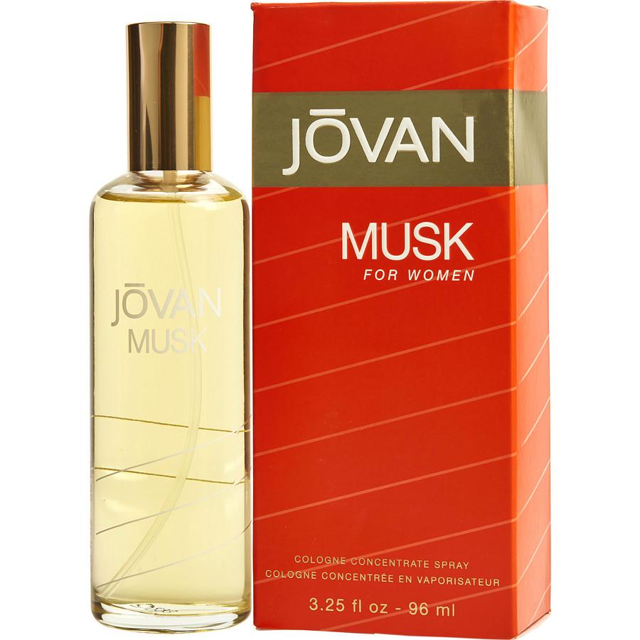 Jovan Musk W EDC 96ml