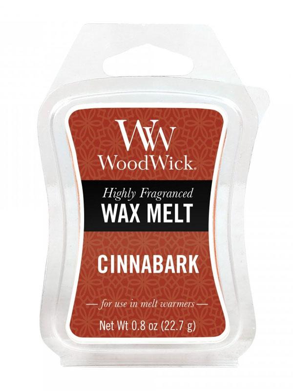 WoodWick vonný vosk Cinnabark 22,7g