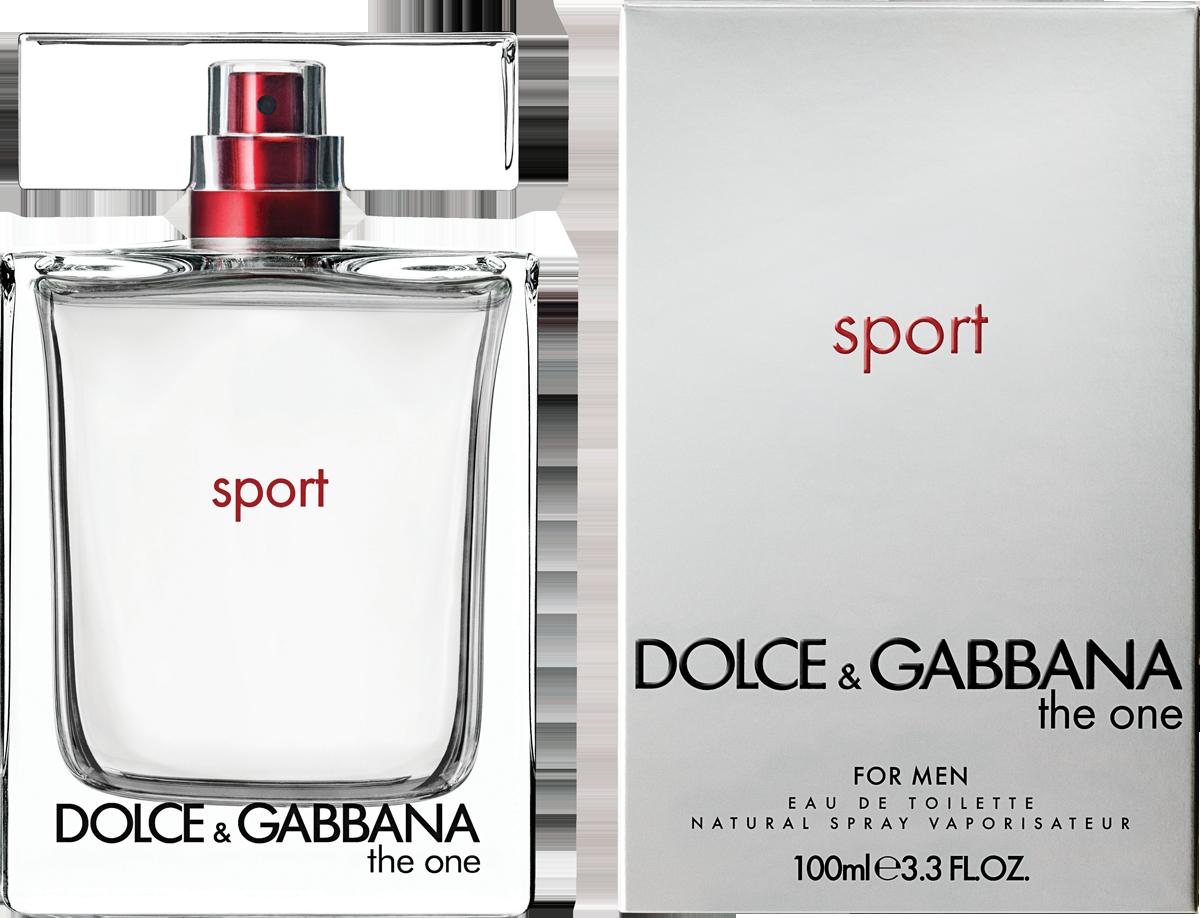 Dolce Gabbana The One Sport M EDT 100ml