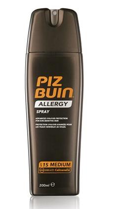 PIZ BUIN Allergy Spray SPF 15 200ml
