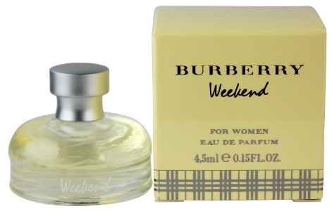 Burberry Weekend W EDP 4,5ml