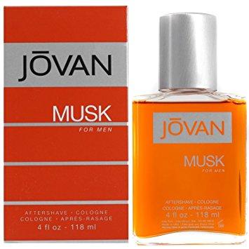 Jovan Musk M AS 118ml
