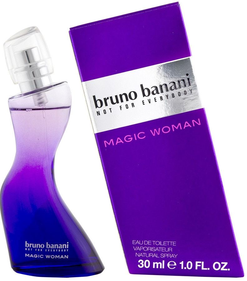 Bruno Banani Magic Woman W EDT 30ml