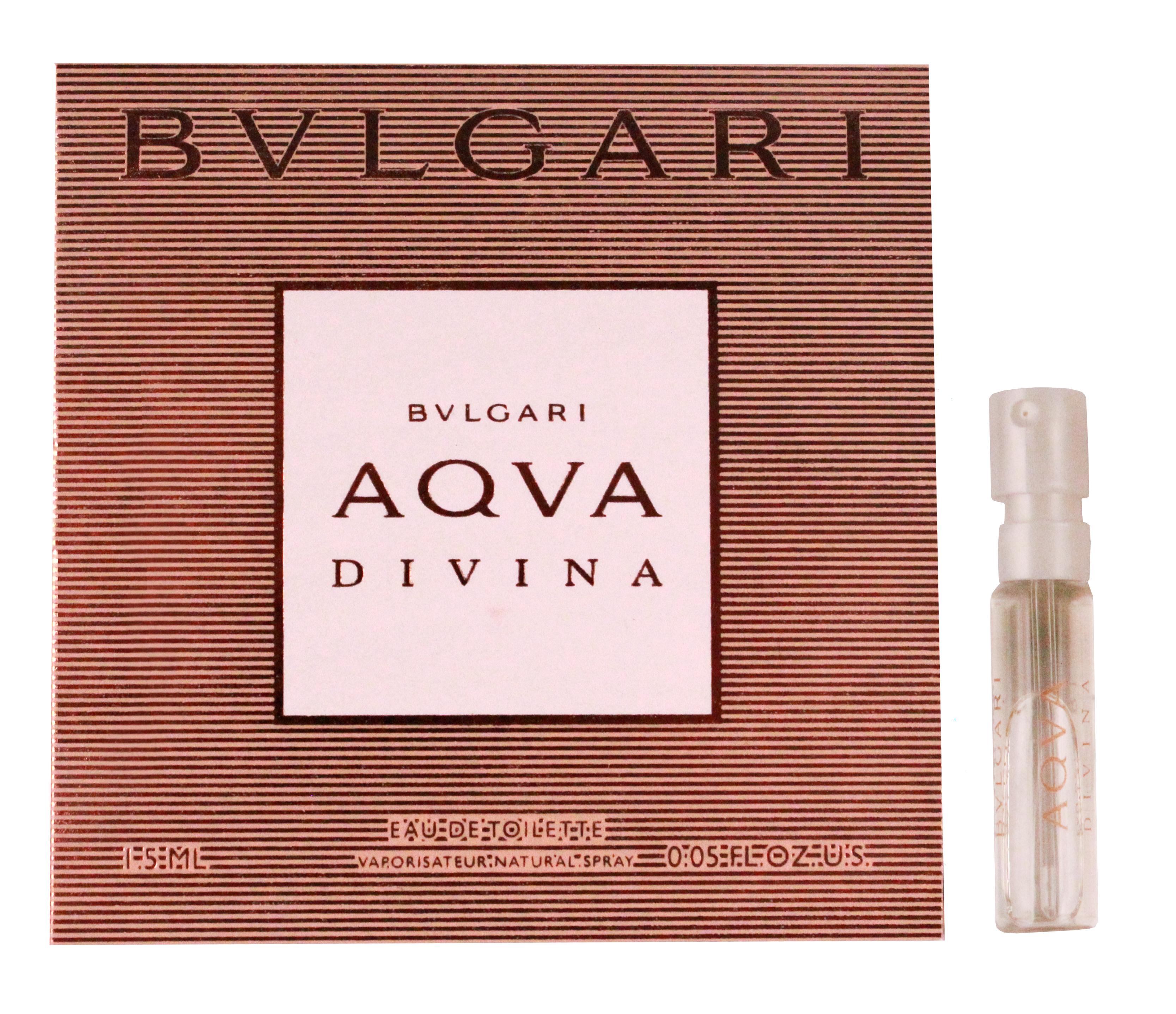 Bvlgari Aqva Divina W EDT 1,5ml