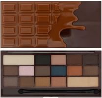 Makeup Revolution London I Love Makeup I Heart Chocolate Caramel Palette 22g
