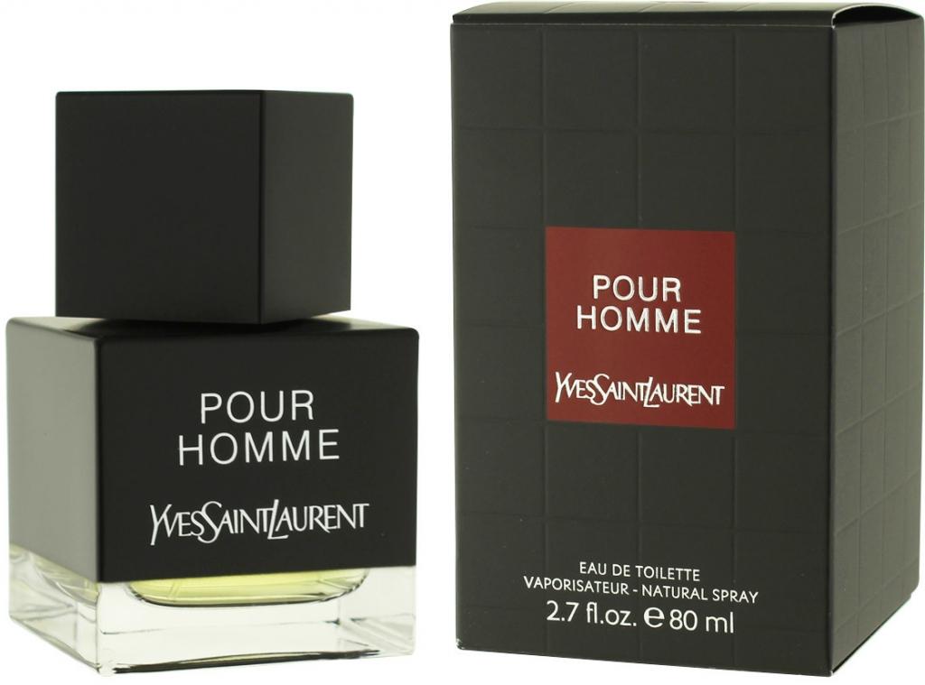 Yves Saint Laurent La Collection Pour Homme EDT 80 ml M