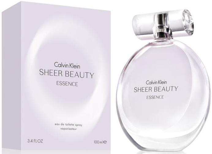 Calvin Klein Sheer Beauty Essence W EDT 100ml