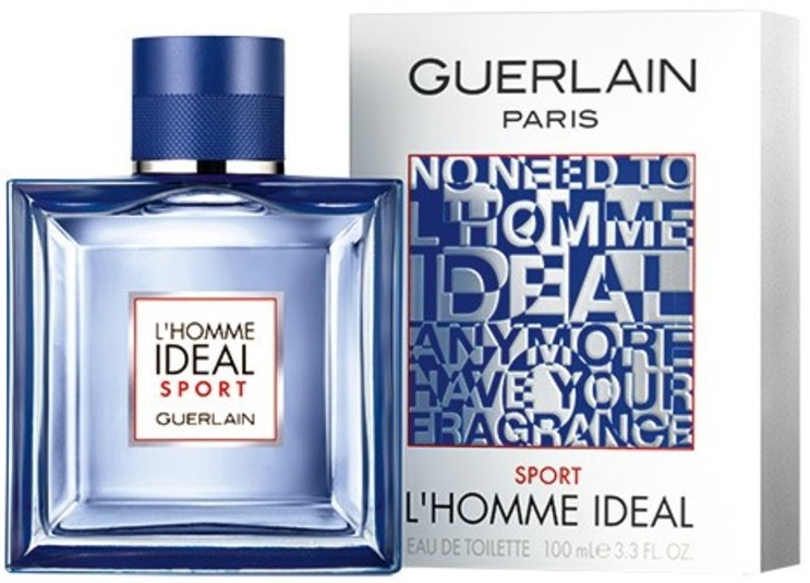 Guerlain L´Homme Ideal Sport M EDT 50ml