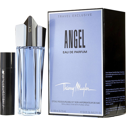 Thierry Mugler Angel W EDP 100ml + EDP 7,5ml