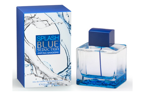 Antonio Banderas Splash Blue Seduction W EDT 100ml