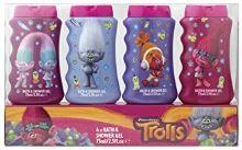 DreamWorks Trolls Bath & Shower Gel Set