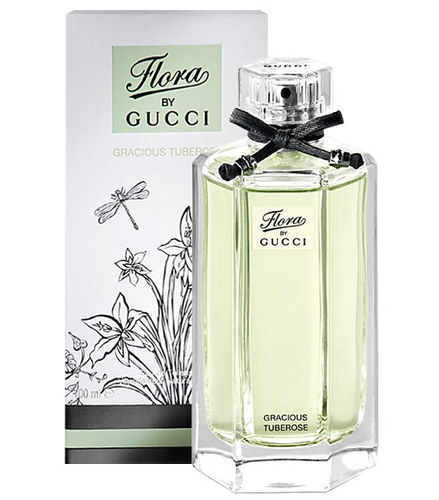 Gucci By Flora Gracious Tuberose W EDT 100ml